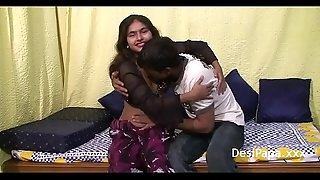 Real Life Indian College Lovers Hard-core Extreme Fucking