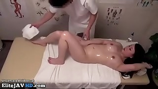 Asian massage had unexpected end
