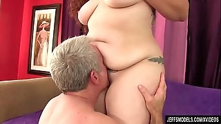 Plus-size Anal with Kailei Raynes