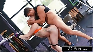 Perfect Bum Mandy Muse Loves To Squat and Anal