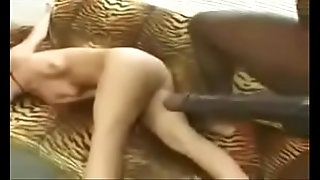 Big cock ass-fuck orgasm